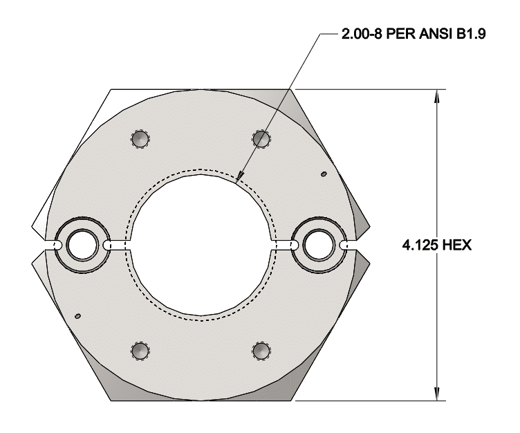 Frangible Nut Technical