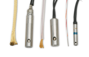 Pyrotechnic cord cutters targets